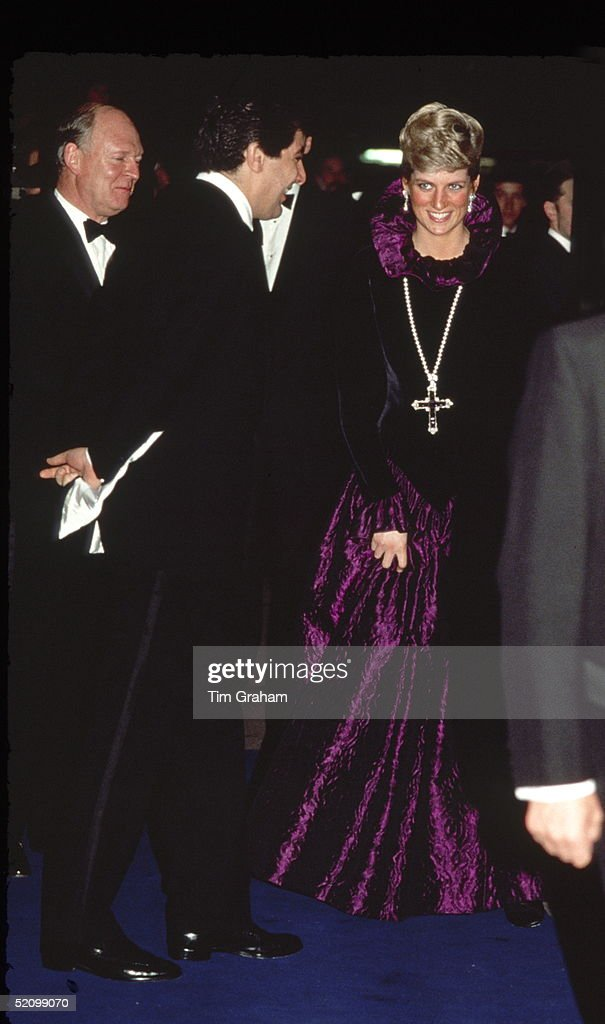 Diana Birthright Ball : News Photo