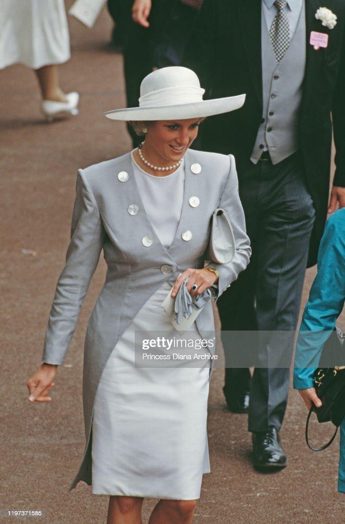 Royals At Ascot : News Photo