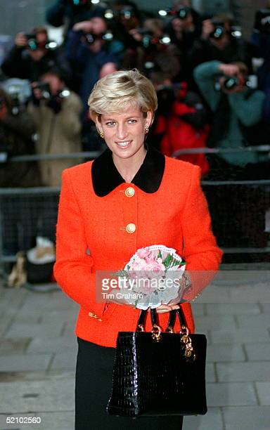 Diana Princess Of Wales At Leprosy success And Challenge A Celebration Of 30 Years Of Ilep As Patron Of The Leprosy Mission In Great Britain At The...