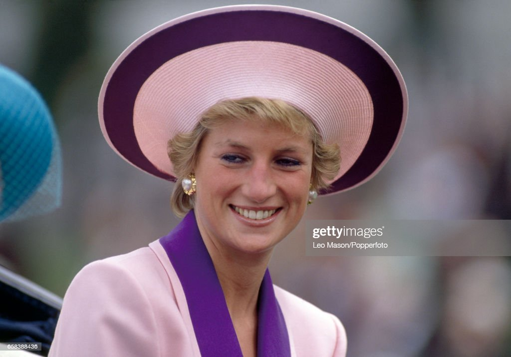 Royal Ascot - The Princess of Wales : News Photo
