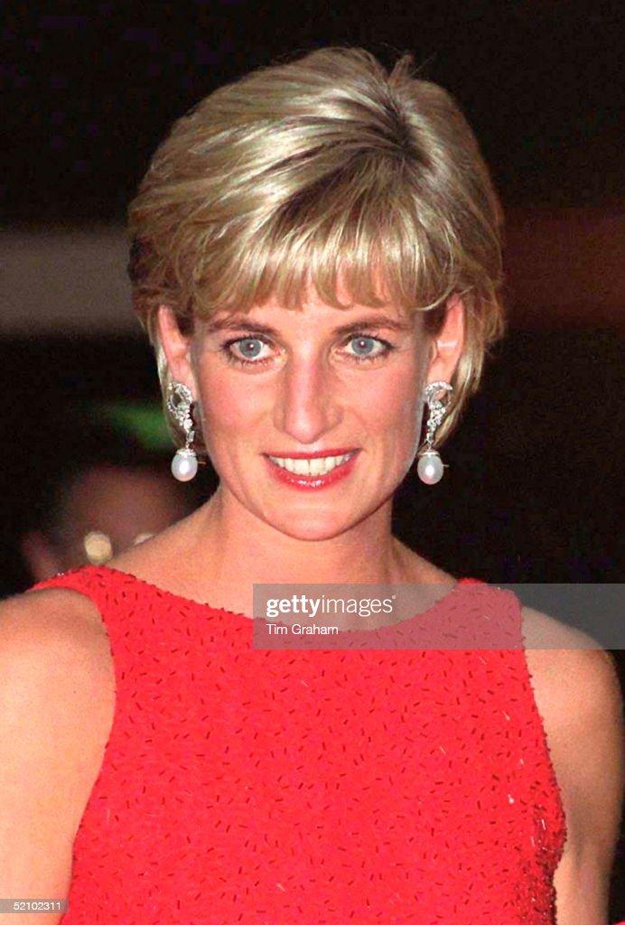 Princess Diana Gala Washington : News Photo