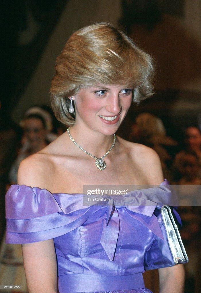 Diana In New Zealand : News Photo