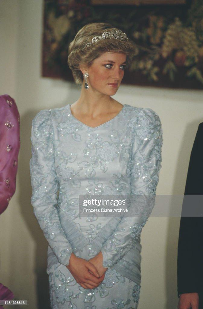 Diana In Munich : News Photo