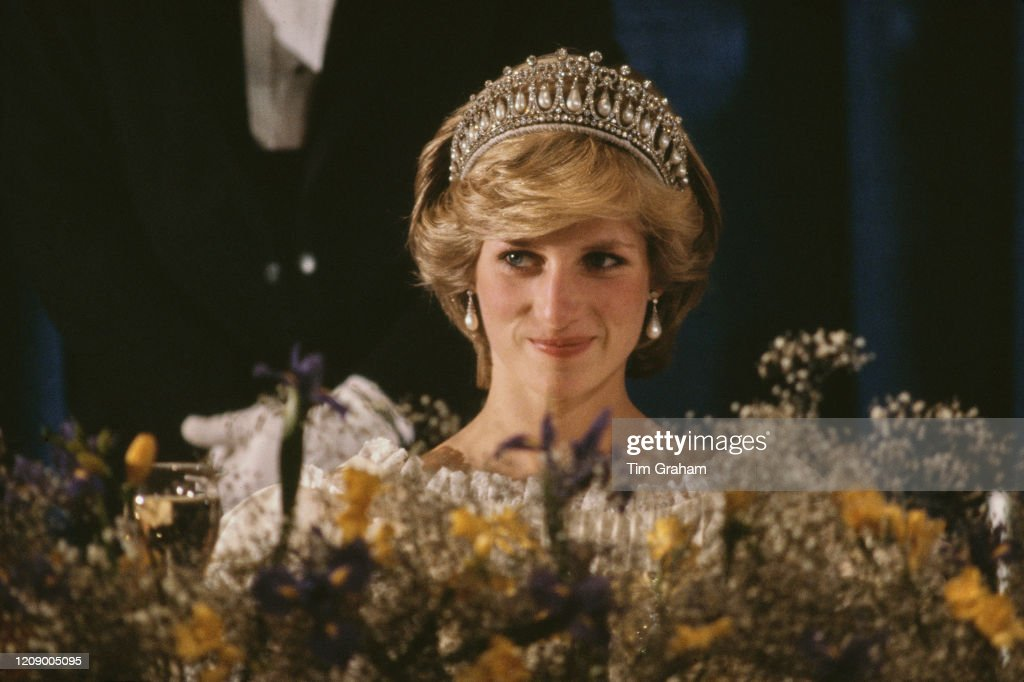Diana In Canada : News Photo