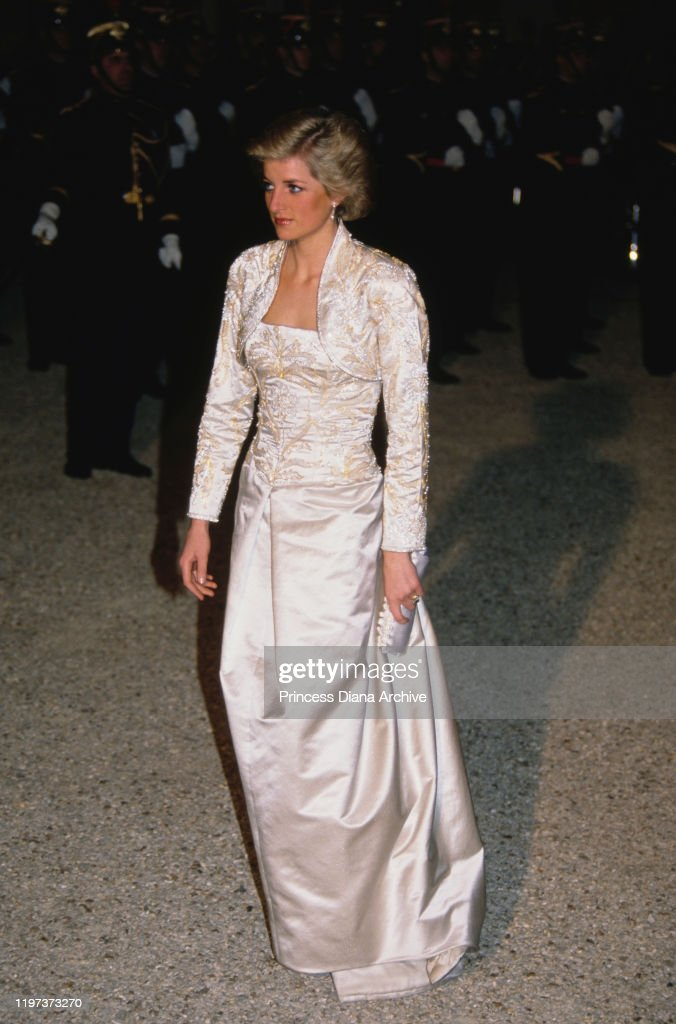 Diana In Paris : News Photo