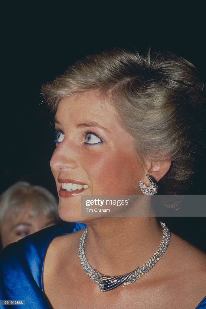 Diana In Sydney : News Photo