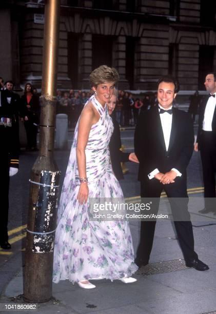 Diana Princess of Wales Banqueting House London 18th May 1991