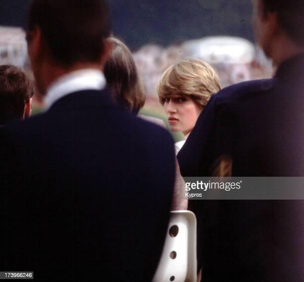 Diana Princess of Wales circa 1981