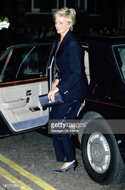 Diana Princess of Wales in 1988 ca