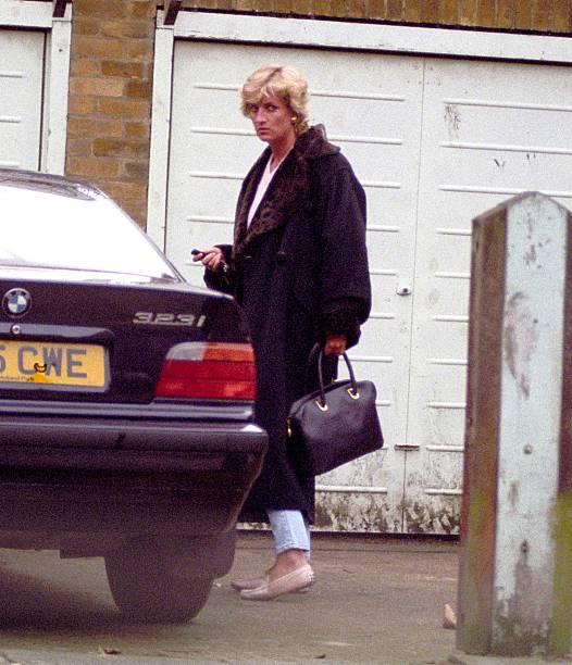 Diana princess of wales sightings file photos photos for 32 princess of wales terrace