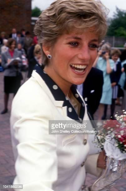 Diana Princess of Wales Marlow Community Hospital 6th June 1991