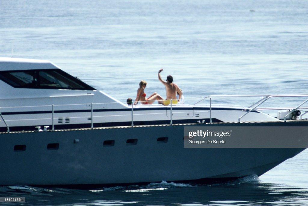 Royal Holiday In Majorca : Nachrichtenfoto