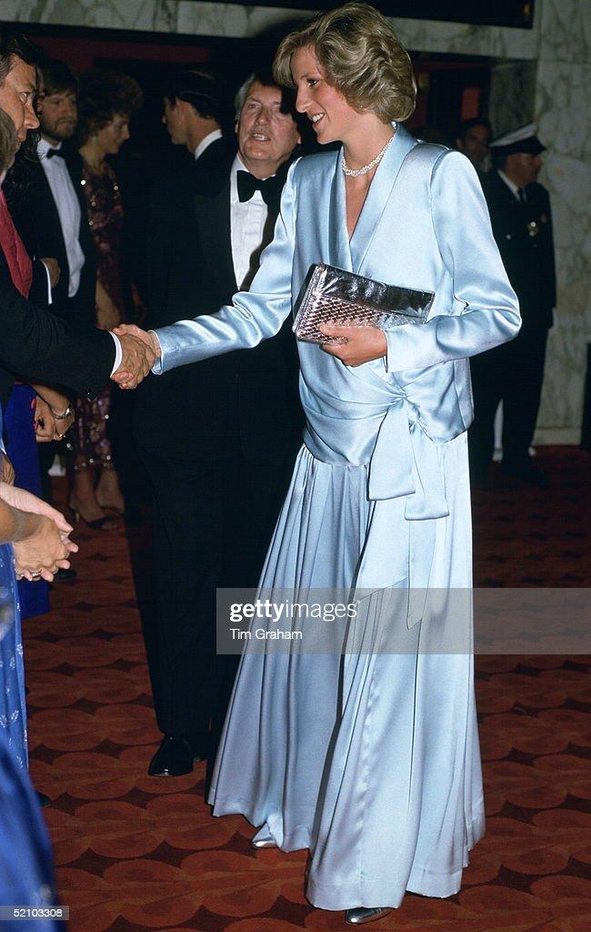 Diana 2nd Pregnancy : News Photo