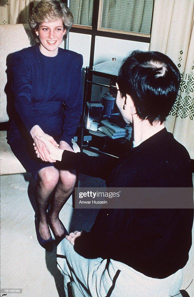 Princess Diana Retrospective : Nachrichtenfoto