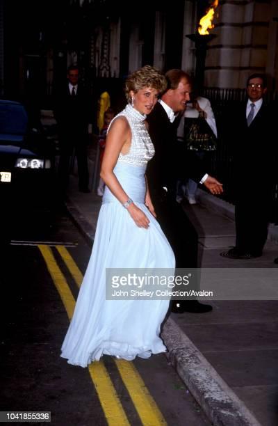 Diana Princess of Wales Spencer House London 6th May 1992