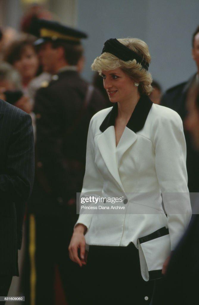 Princess Diana : Fotografía de noticias