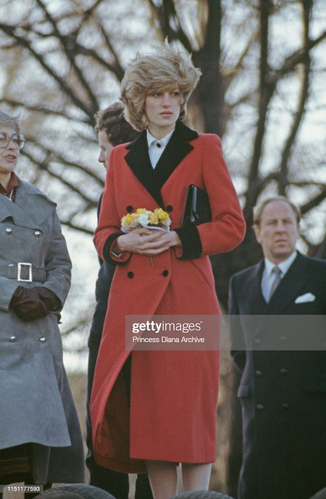 Diana In Kennington : News Photo
