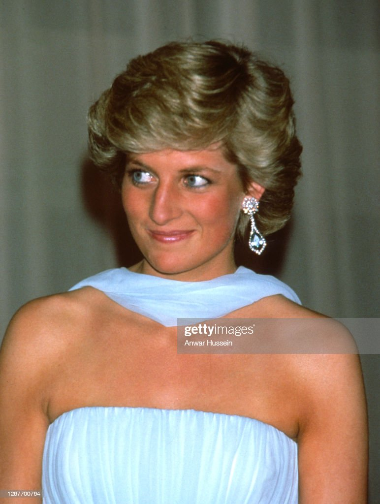 Diana In Cannes : News Photo