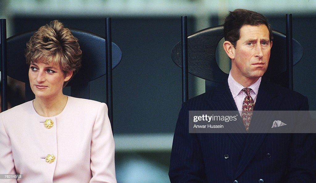 In memory of Diana, Princess of Wales, who was killed in an automobile accident in Paris, France on August 31, 1997. : News Photo
