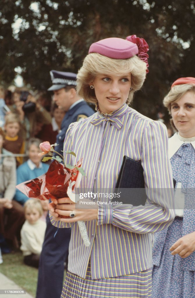 Diana In Holbrook : News Photo