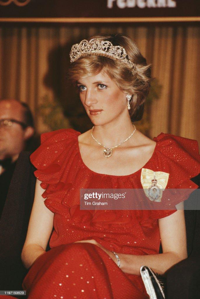 Diana In Hobart : News Photo