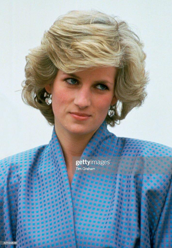 Diana Italy : News Photo