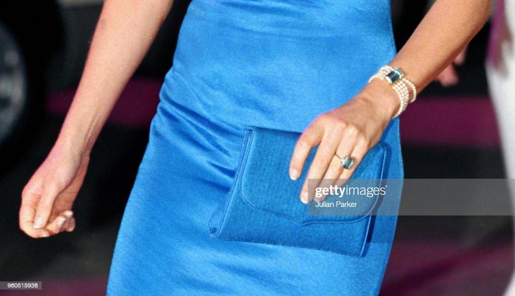 Diana, Princess Of Wales In Sydney, Australia : Nieuwsfoto's