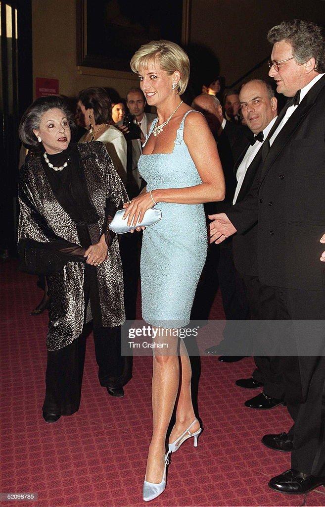 Diana Lady Harlech Ballet : News Photo