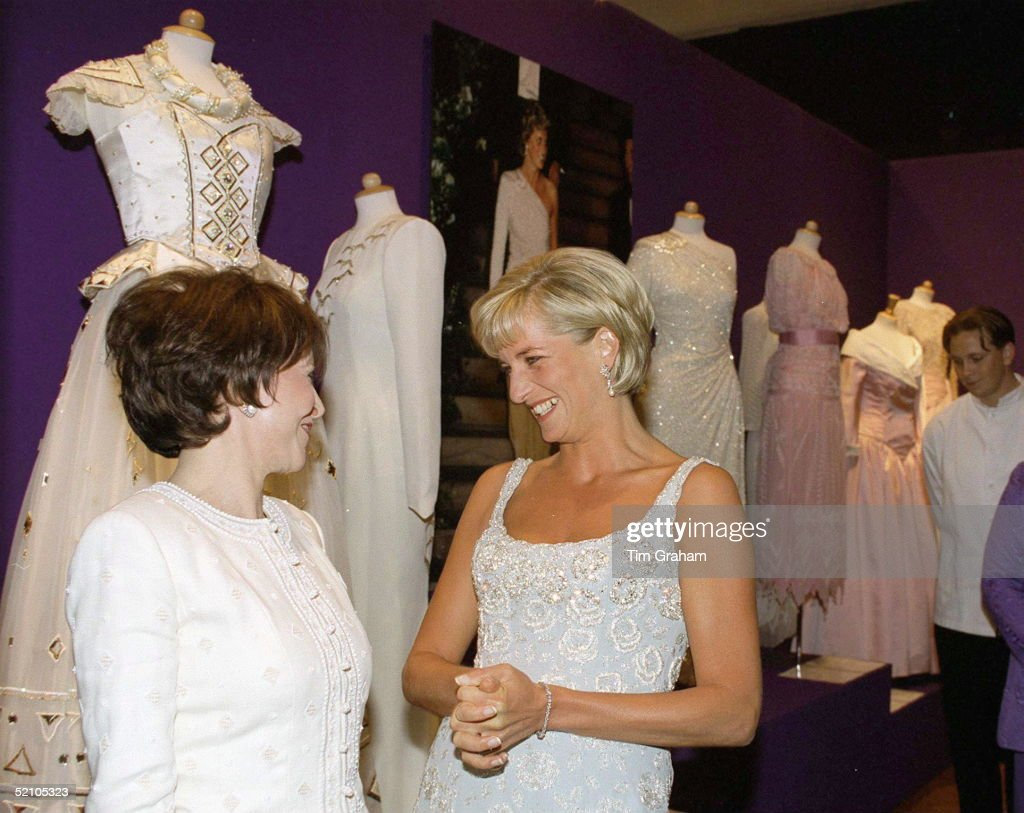 Diana At Christies Pictures | Getty Images