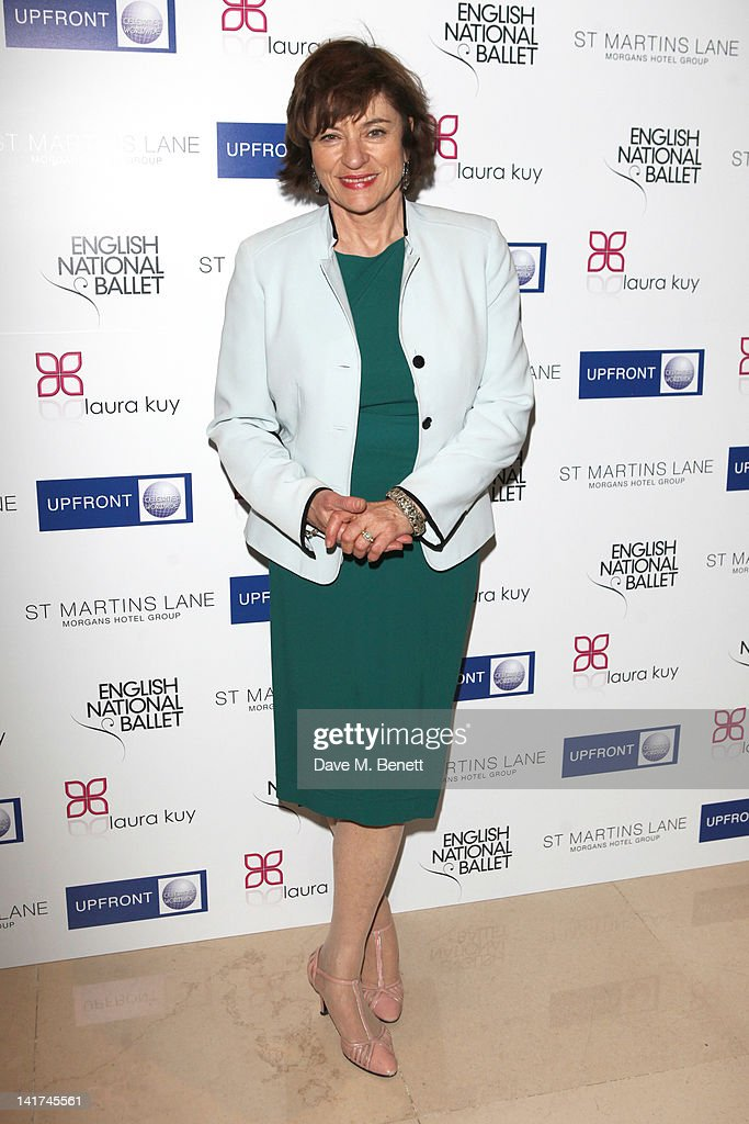 The English National Ballet Pre-Performance Party : News Photo