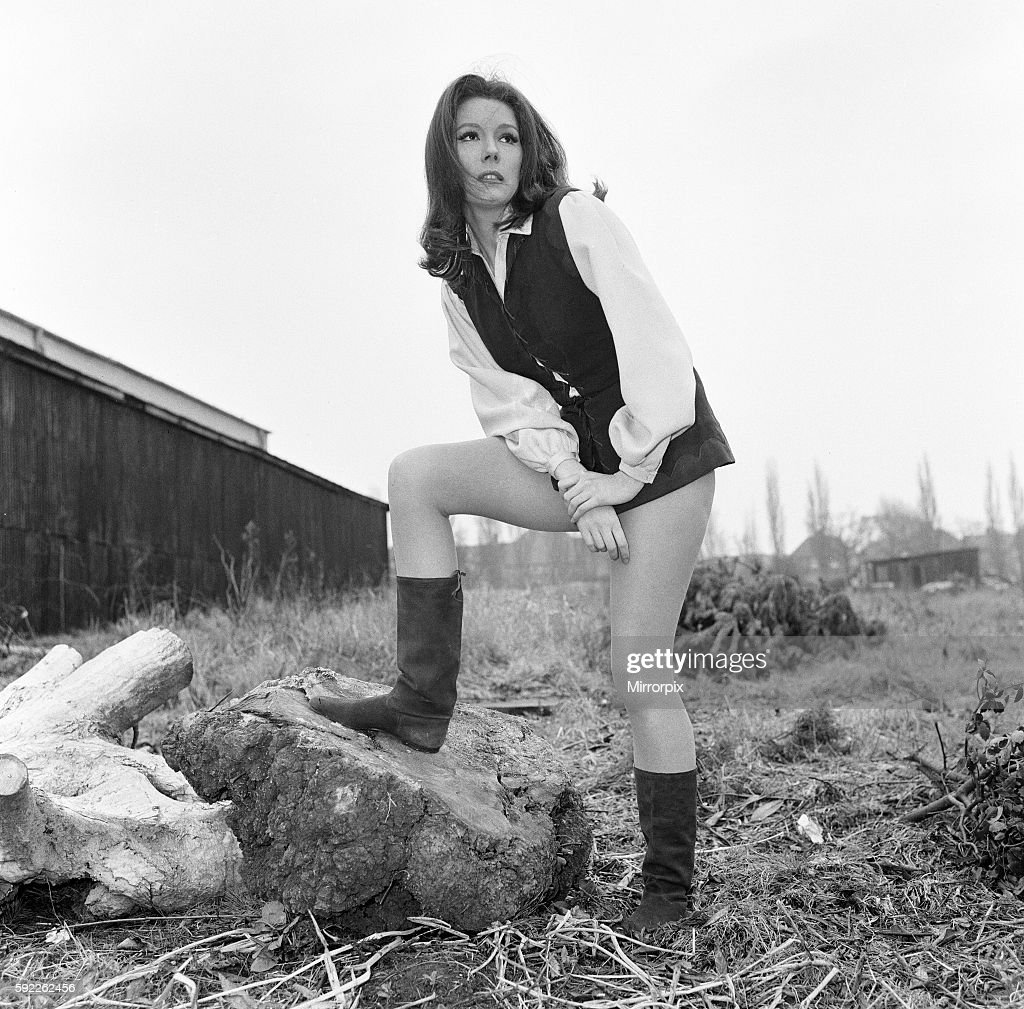Watch Diana Rigg video