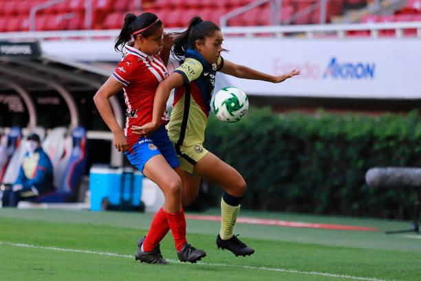 MEX: Chivas v America - Playoffs Torneo Guard1anes 2020 Liga MX Femenil