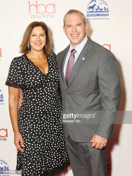 Diana Romero and guest attend the 2018 Daytime Hollywood Beauty Awards held on September 14 2018 in Hollywood California