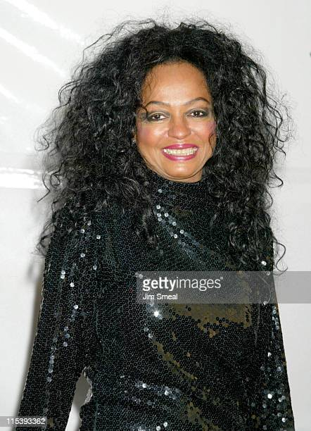 Diana Ross during The 9th Annual 'Dream Halloween Los Angeles' Benefits The Children Affected By AIDS Foundation at Barker Hanger in Santa Monica...