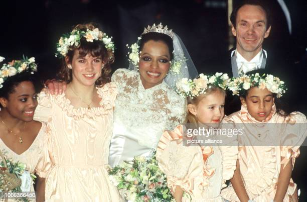 Diana Ross marries the Norwegian shipowner Arne Naess on 1 February 1986 in Romainmotier Diana Ross started her career as a member of The Supremes...