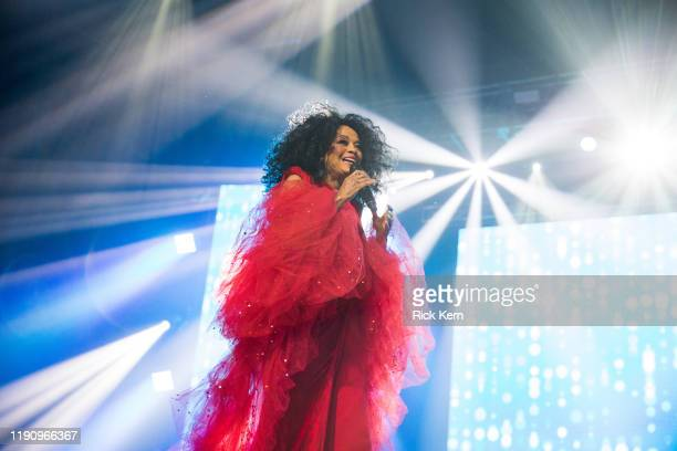Diana Ross performs at the 'Keep the Promise' 2019 World AIDS Day Concert Presented by AIDS Healthcare Foundation on November 29 2019 in Dallas Texas