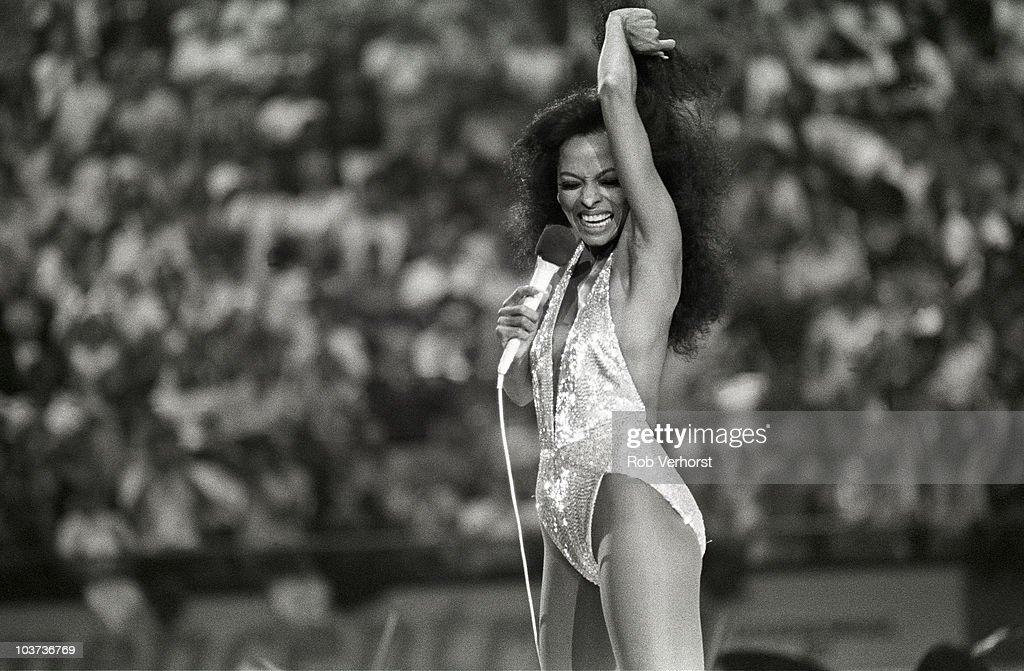 Diana Ross... : News Photo