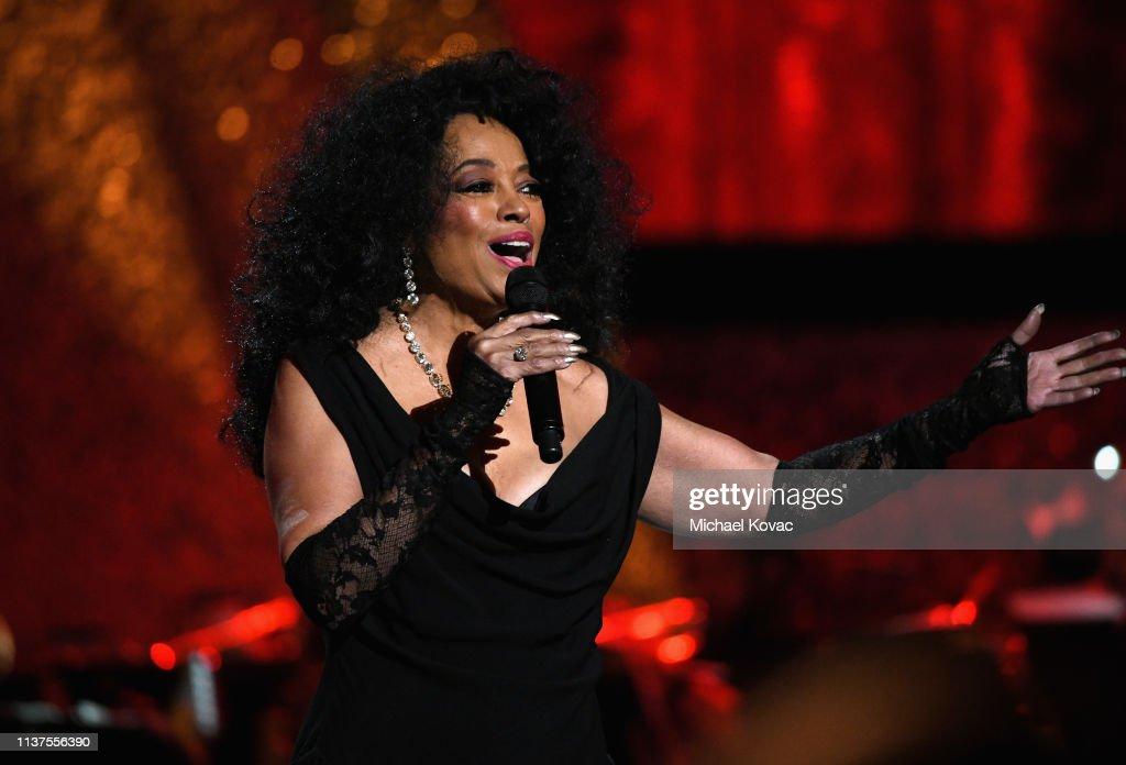 Motown 60: A GRAMMY Celebration : News Photo