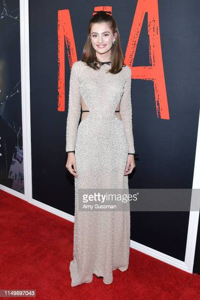 Diana Silvers attends a special screening of Universal Pictures' Ma at Regal LA Live on May 16 2019 in Los Angeles California