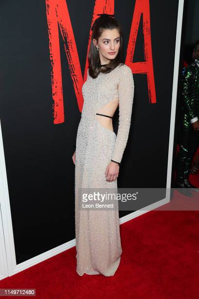 Diana Silvers attends Special Screening Of Universal Pictures' Ma at Regal LA Live on May 16 2019 in Los Angeles California