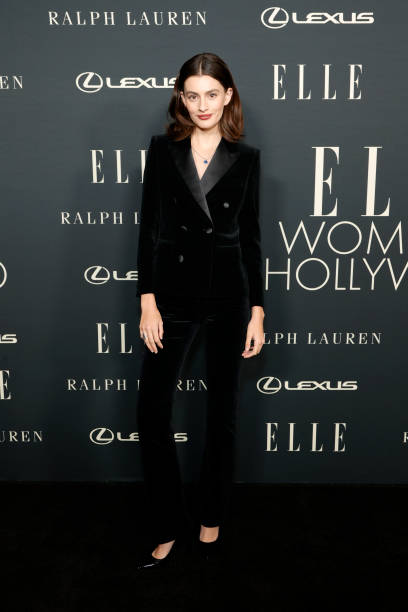 CA: 27th Annual ELLE Women In Hollywood Celebration - Arrivals