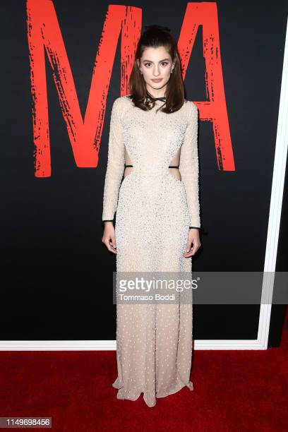 Diana Silvers attends the Special Screening Of Universal Pictures' Ma at Regal LA Live on May 16 2019 in Los Angeles California