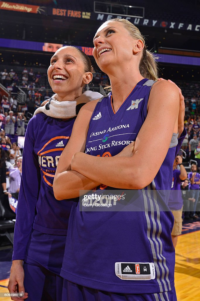 Seattle Storm v Phoenix Mercury