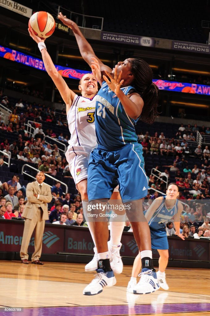 Minnesota Lynx v Phoenix Mercury : News Photo