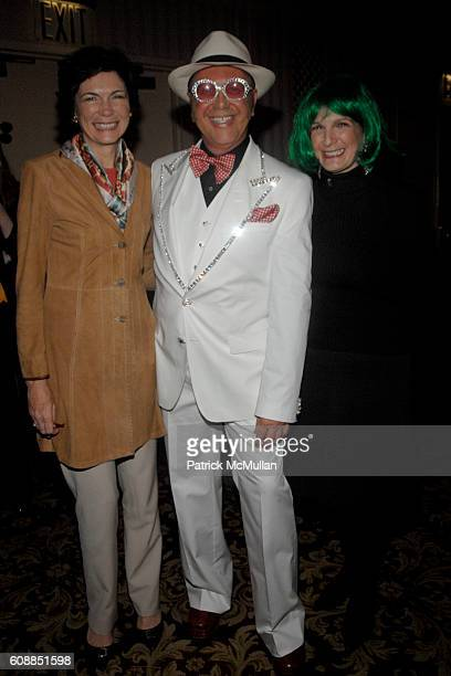 Diana Taylor and Michael Kors attend BETTE MIDLER'S Hulaween Gala Celebrating The New York Restoration Project at WaldorfAstoria on October 31 2007...