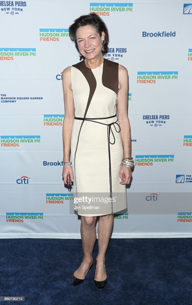 Diana Taylor attends the 2017 Hudson River Park gala at Hudson River Park's Pier 62 on October 12, 2017 in New York City.
