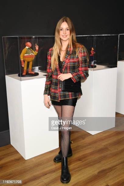 Diana Vickers attends a special screening of MISSING LINK to celebrate the Oscar® and BAFTA winning animation studio LAIKA at Picturehouse Central on...