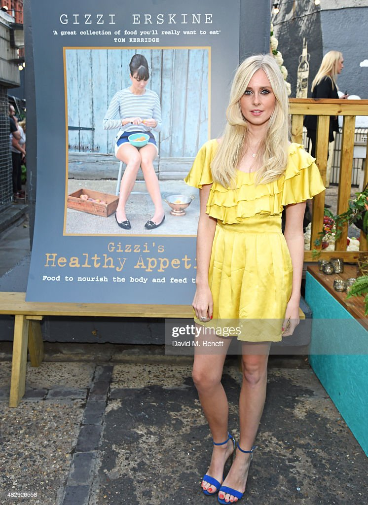 """""""Gizzi's Healthy Appetite"""" By Gizzi Erskine - Book Launch Party"""