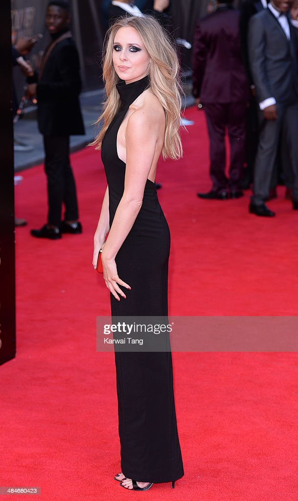 Diana Vickers attends the Laurence Olivier Awards held at The Royal Opera House on April 13, 2014 in London, England.