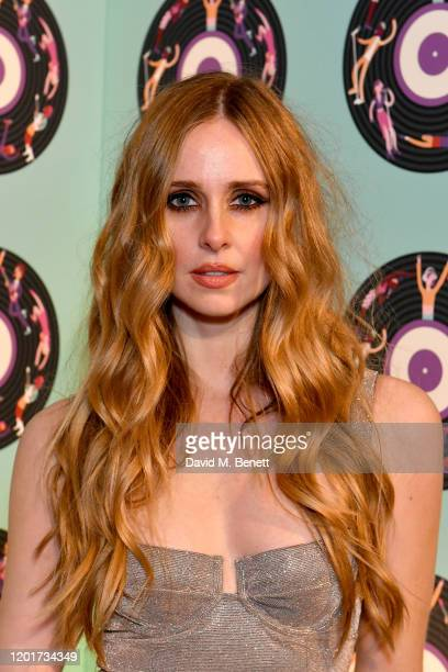 Diana Vickers attends the Universal Music BRIT Awards afterparty 2020 hosted by Soho House PATRON at The Ned on February 18 2020 in London England